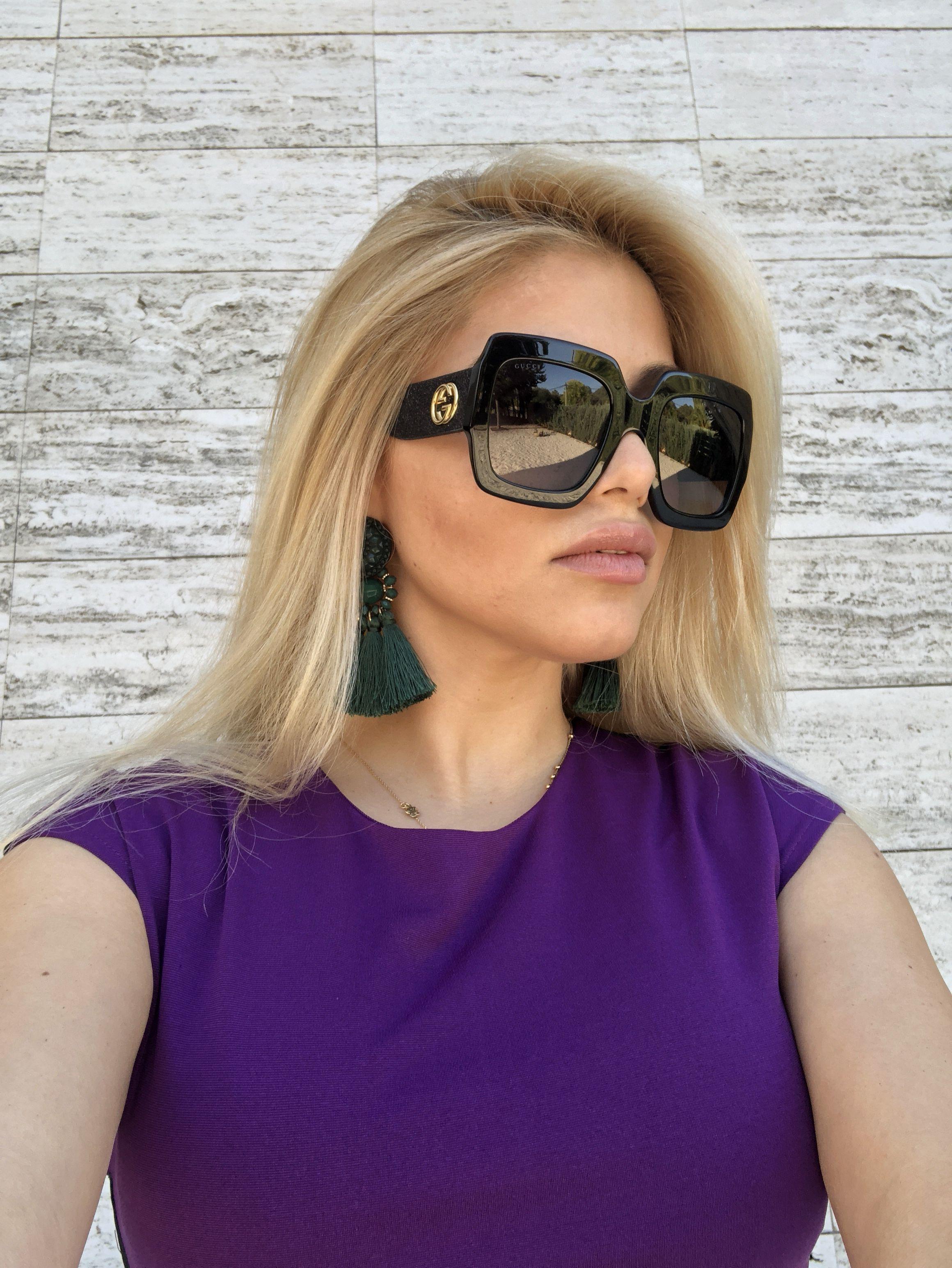 282d8e9819 Gafas Gucci nueva colección | Gafas de sol | Sunglasses, Glasses y ...