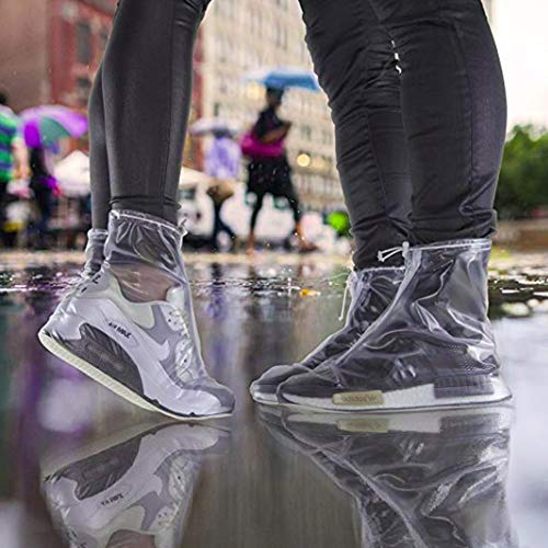 Rain Snow Waterproof Shoe Covers Men//Women//Kids. yuyi Reusable Rain Shoes Boots Covers