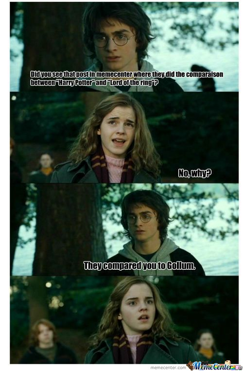 Potter sex Harry and hermoine