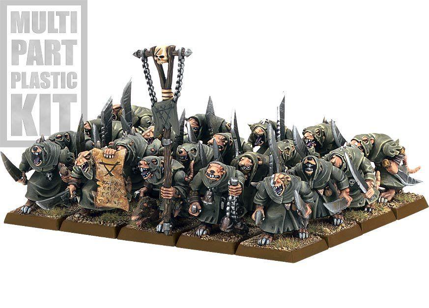 Skaven Plague Monks I Want This So Bad Pinterest