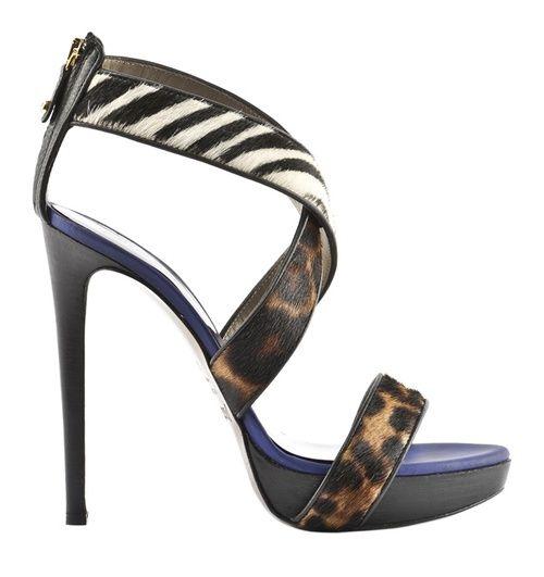 Just Cavalli F/W 12    Taken from: http://dresscodehighfashion.blogspot.de/2012/07/top-10-picks-sandals-fw-12.html