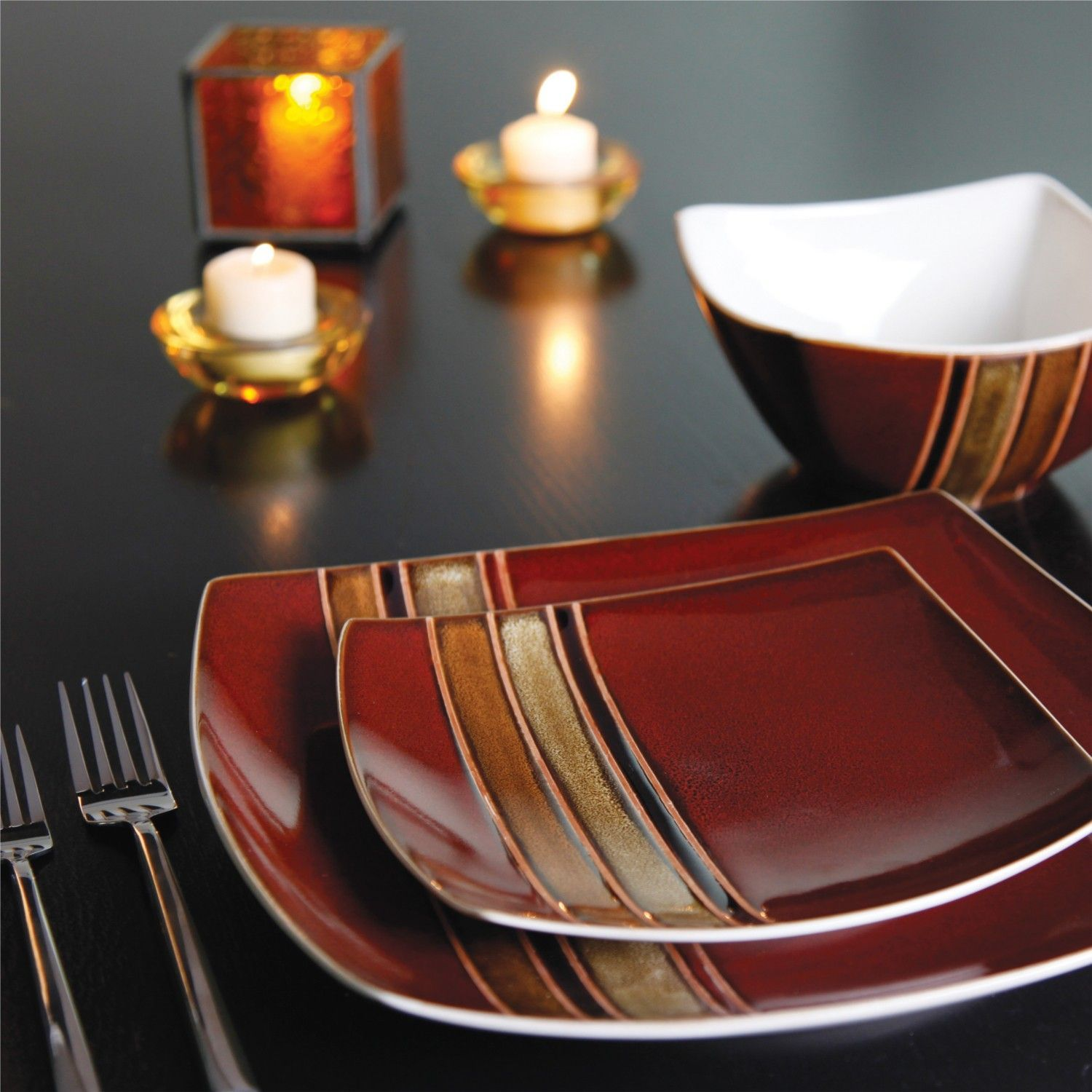 Set The Mood For A Romantic Dinner Any Night Of The Week With The