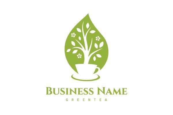 Photo of Green Tea Cafe Logo Green Tea greentea cookies