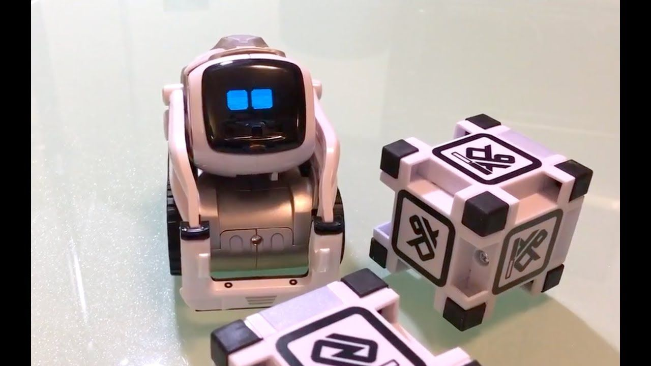 You can click the link to buy it from Amazon !! #anki #cozmo
