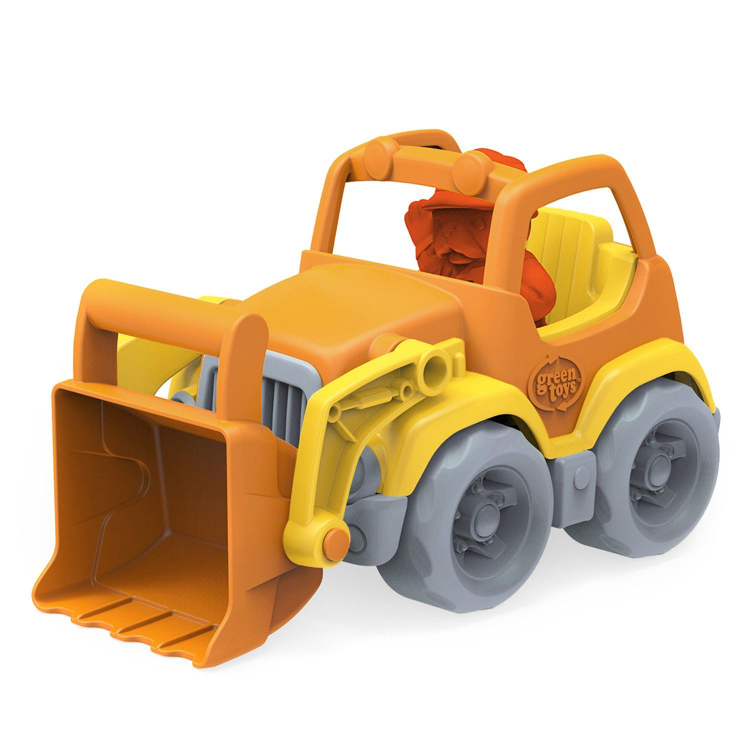 Green Toys Scooper Construction Truck Toy