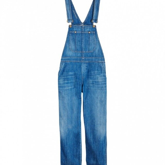 Stumped on how to style overalls without looking frumpy? Check out our styling solutions as tested by Editorial Assistant Kat Collings.