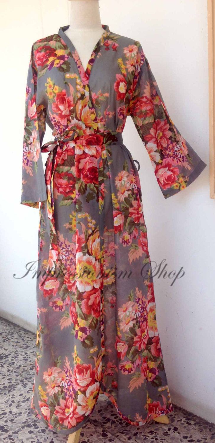 Pregnancy gowns, Delivery robe, Labor robe, Plus size Kaftans ...