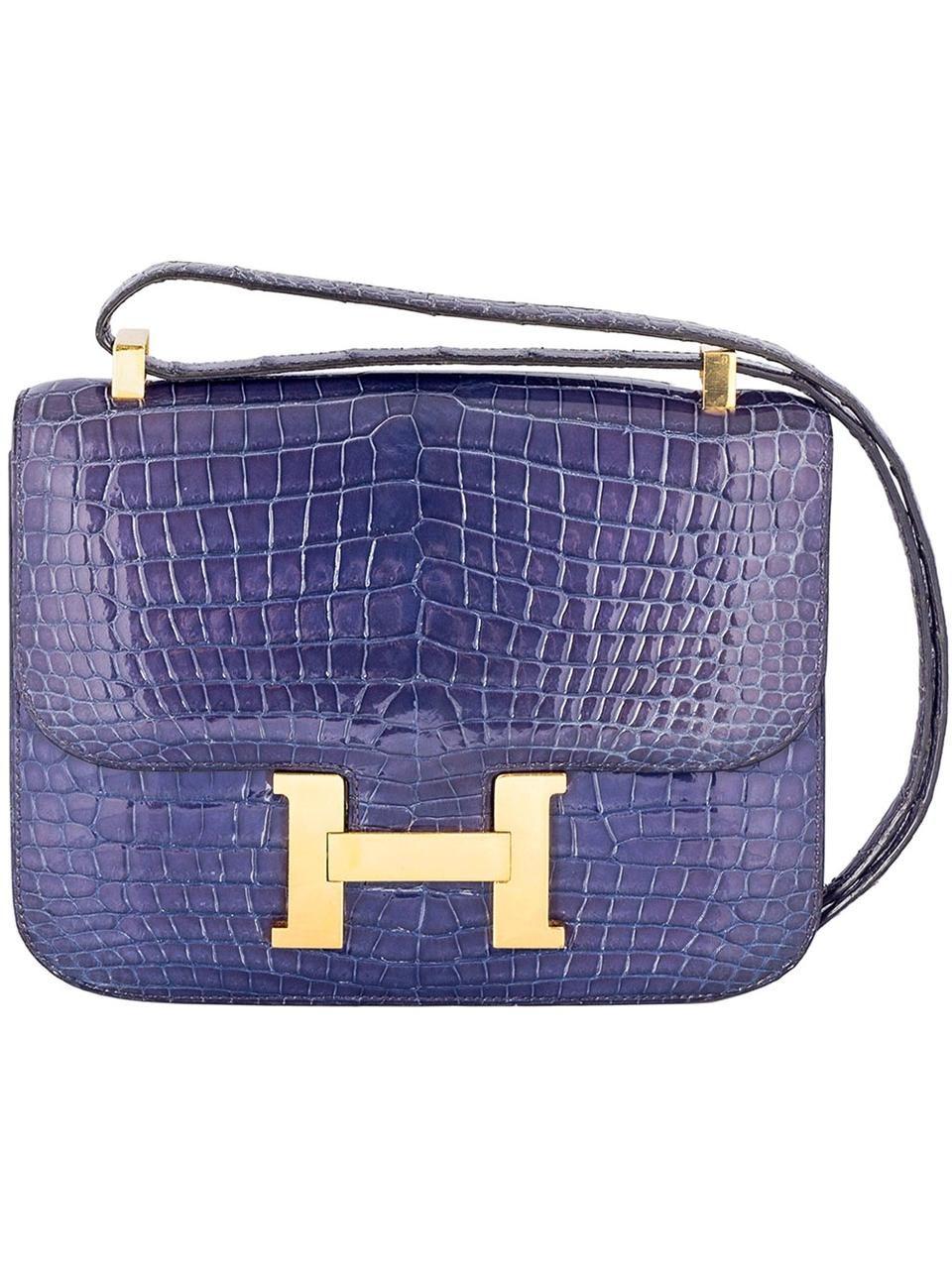 Hermès Vintage 'Constance' shoulder bag