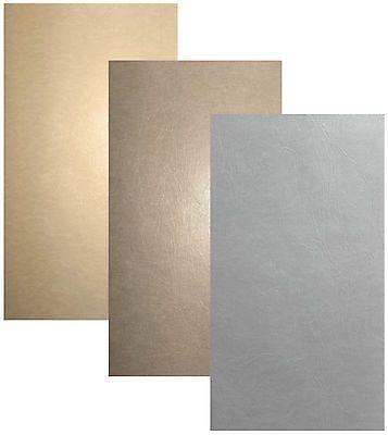 Vlies Tapete Leder Optik uni Struktur modernes edles Ambiente beige