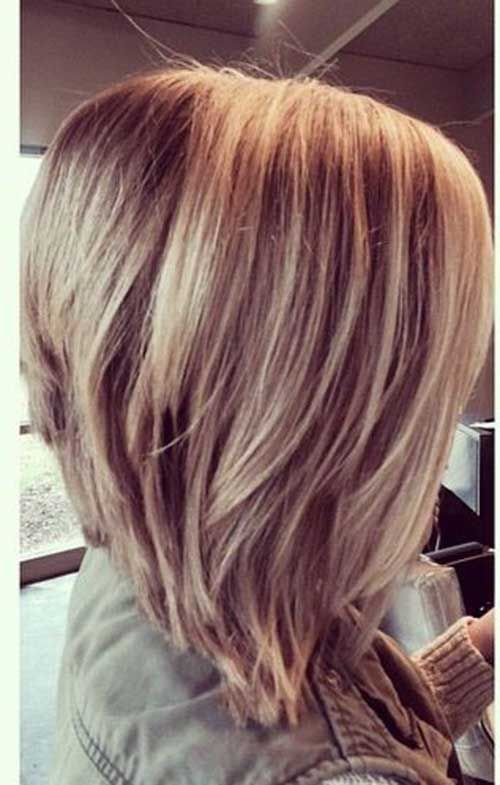 11.-Short-Stacked-Bob-Cut » New Medium Hairstyles | Hair ...
