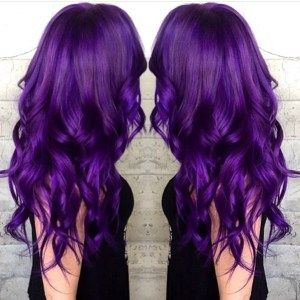 Purple Hair Dye | Hair coloring, Hair style and Hair dye