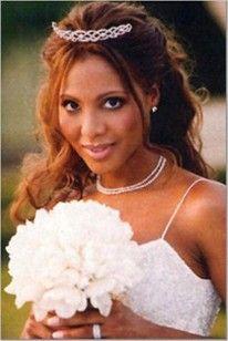 Toni Braxton Wedding Party