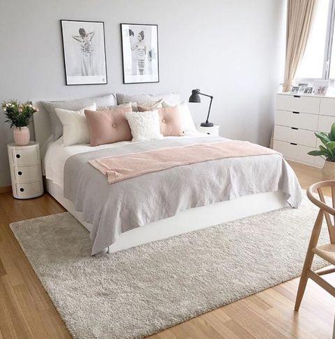 Consejos de decoración para conseguir un dormitorio feliz