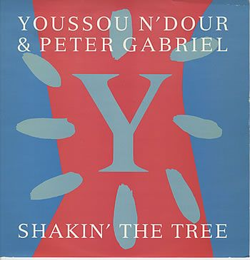 """For Sale - Peter Gabriel Shakin' The Tree UK  12"""" vinyl single (12 inch record / Maxi-single) - See this and 250,000 other rare & vintage vinyl records, singles, LPs & CDs at http://eil.com"""