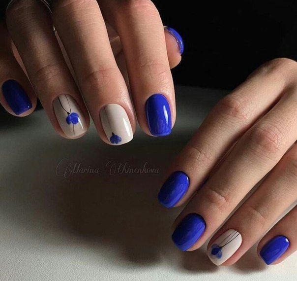Идеи дизайна ногтей фотовидеоурокиманикюр Маникюр