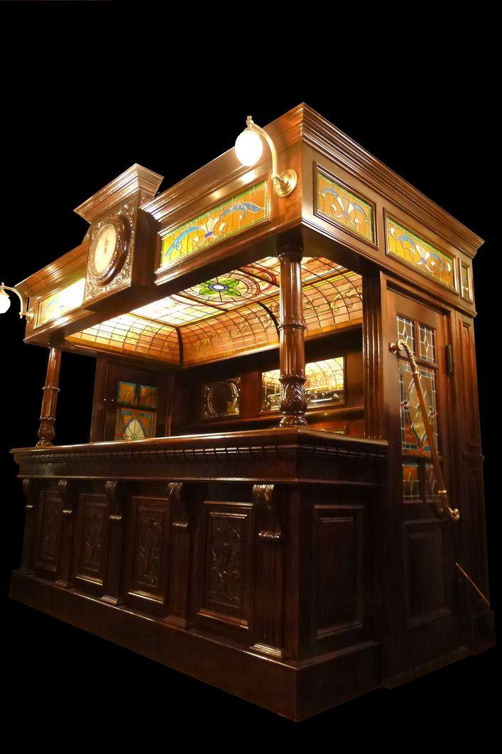 Canopy Pub Bars Antique