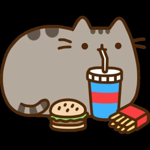 Картинки котиков из вк кот печенька