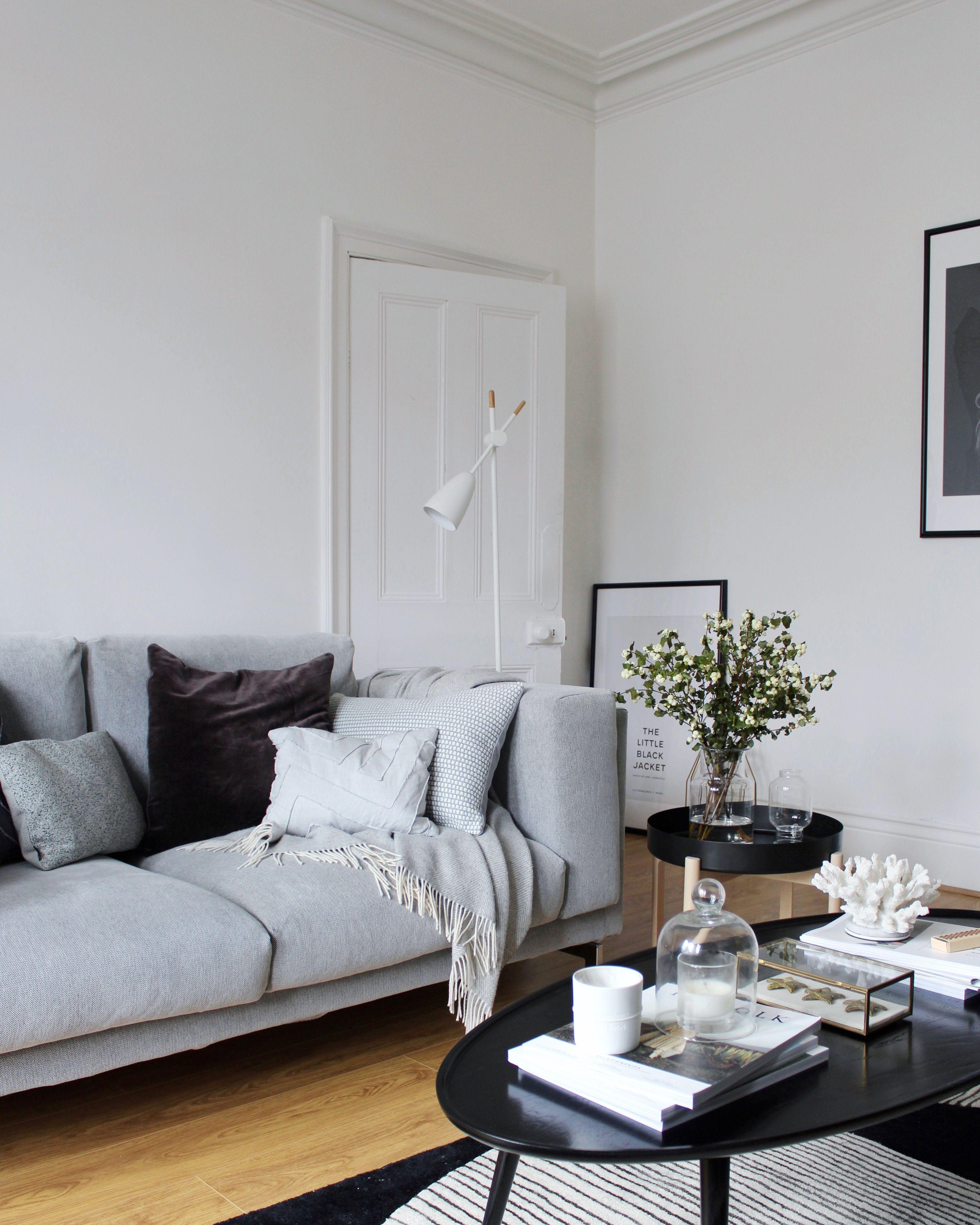 Ikea Nockeby Zweisitzer Sofa In Black White Talmyra Ohne Zweifel Einer Der Amp Black Der Einer Ike Kleine Wohnzimmer Ikea Nockeby Haus Dekoration