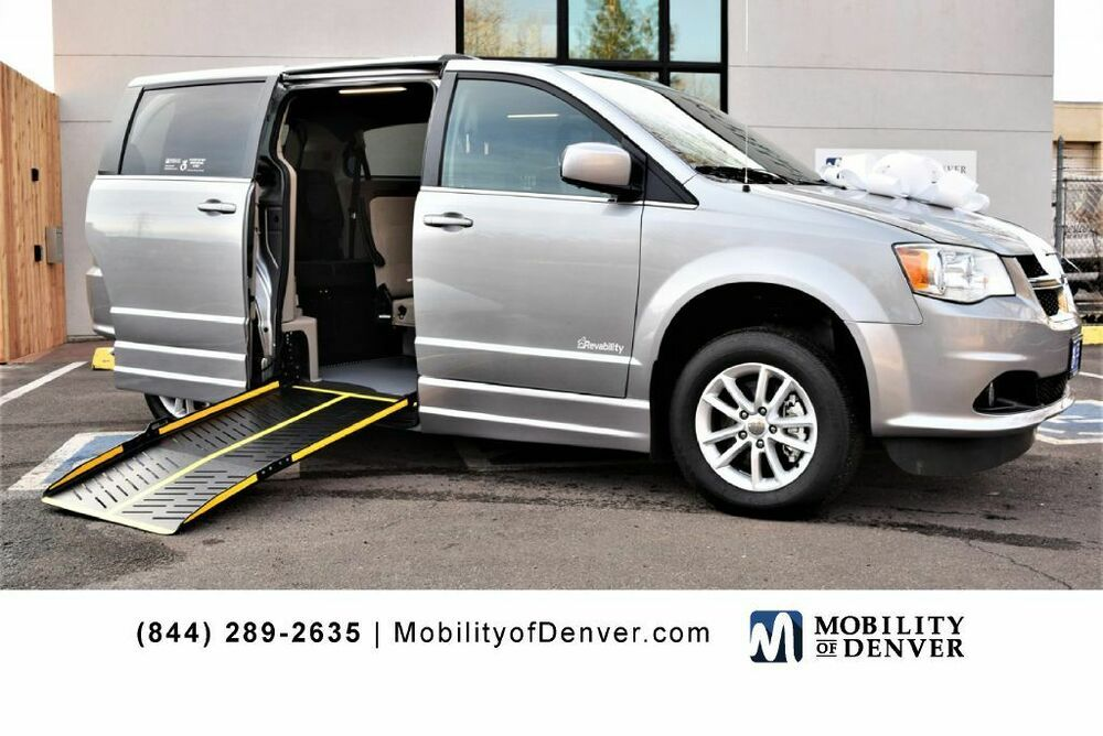 2019 Dodge Grand Caravan Sxt Mvp Xt Fold Out Ada In 2020 Grand