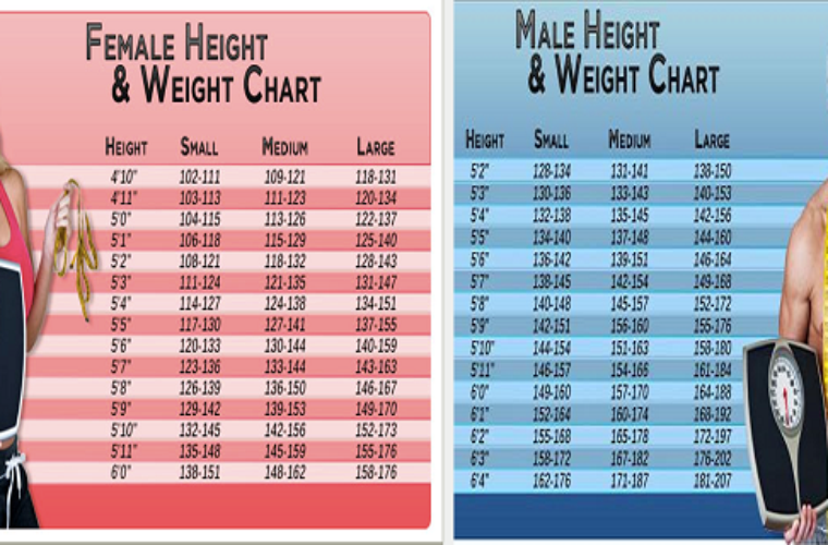 THIS IS HOW MUCH YOU SHOULD WEIGH ACCORDING TO YOUR AGE ...
