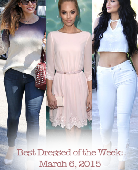 From Kelly Brook to Kylie Jenner these ladies rocked the best dressed list this week! Click-to-shop look-a-likes