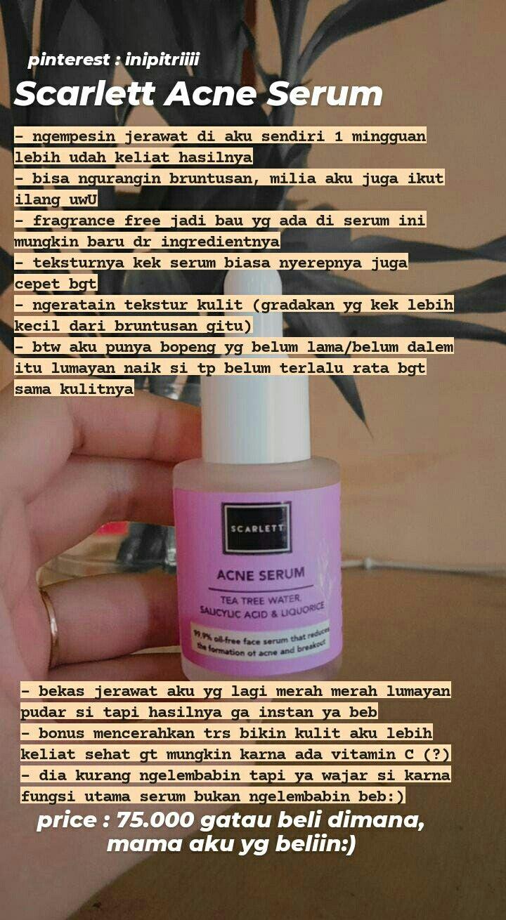 Skincare Untuk Kulit Kemerahan Dan Berjerawat Kecil