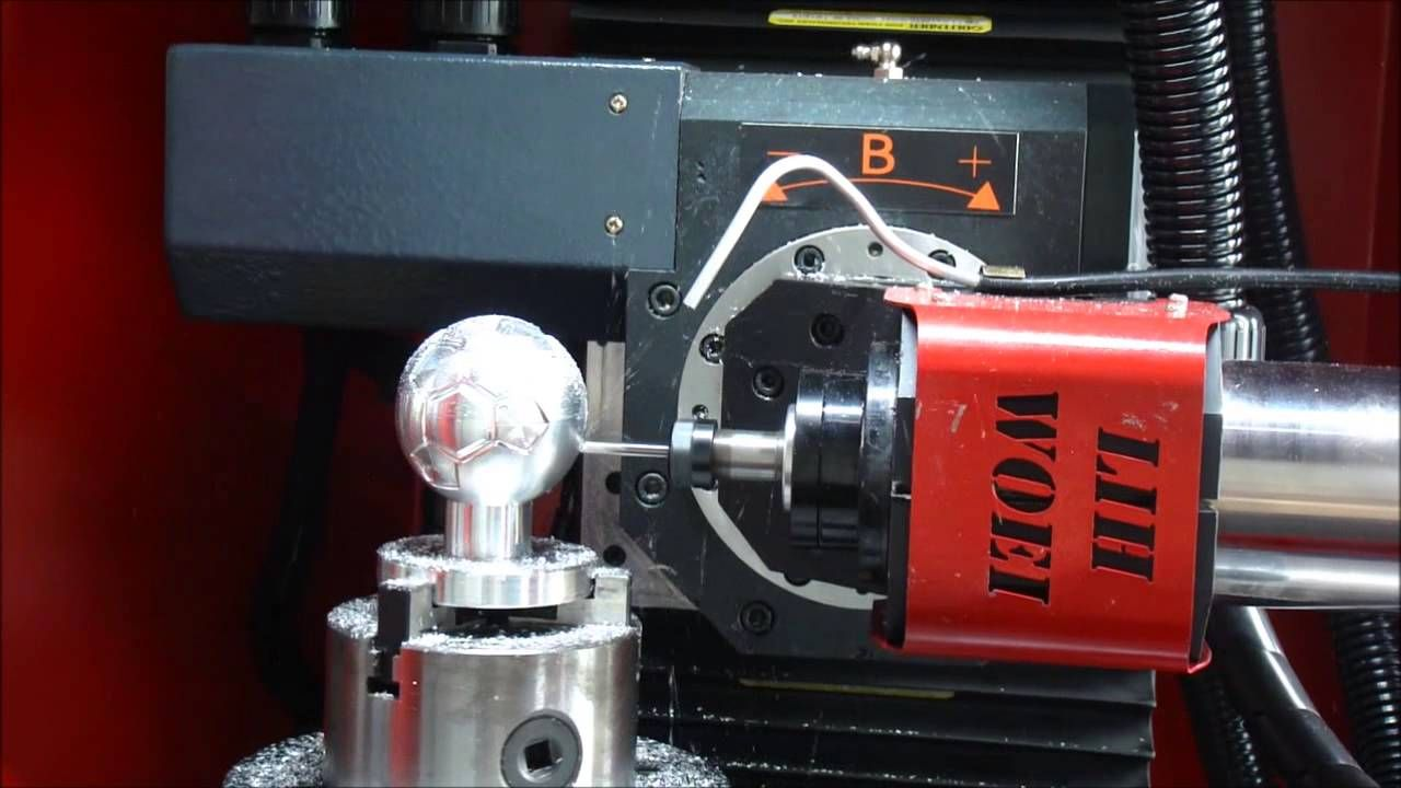 Mini 5 Axis Cnc Machining Center You