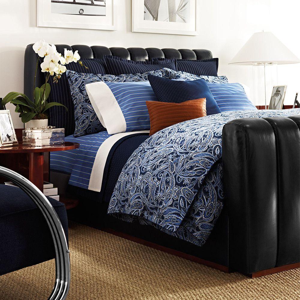 king quilt green bath duvet loadg covers beyond maxine ralph cover lauren and kg bed set paisley