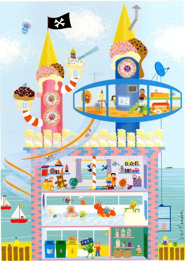 How To Draw A Dream House : dream, house, Dream, Homes:,