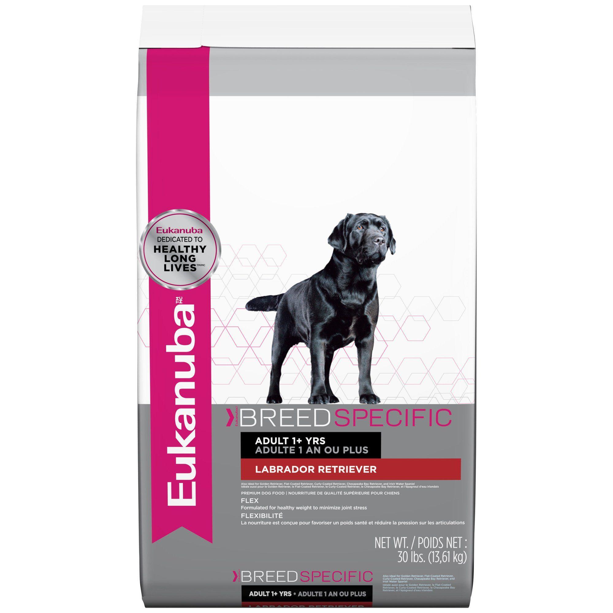 Eukanuba Breed Specific Labrador Retriever Adult Dry Dog Food 30