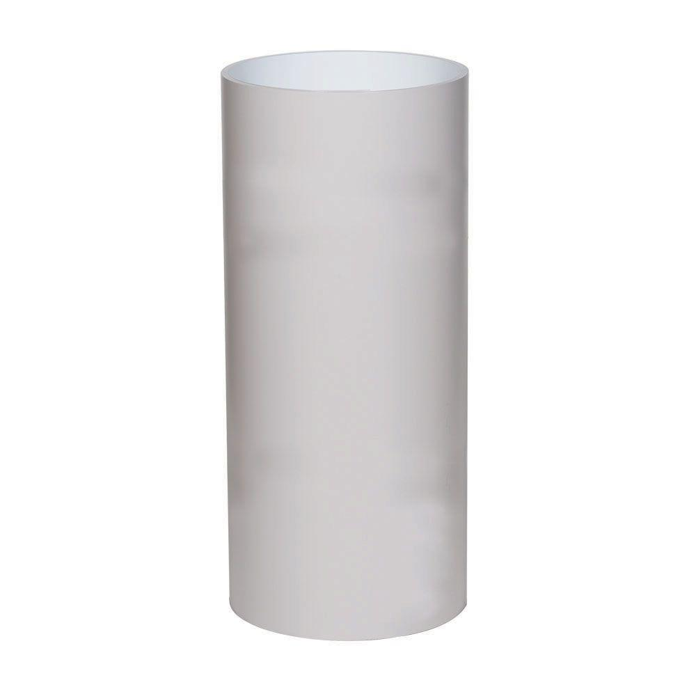Best Amerimax Home Products 24 In X 50 Ft Pvc Silver Ash 400 x 300