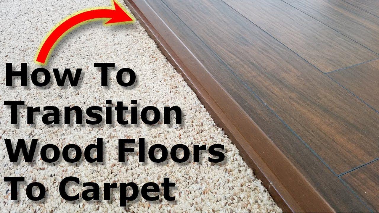 Laminate Flooring Carpet, Laminate Flooring To Carpet Threshold Strips