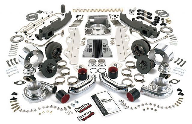 Visit Machine Shop Cafe Banks Engineering Twin Turbo Kit