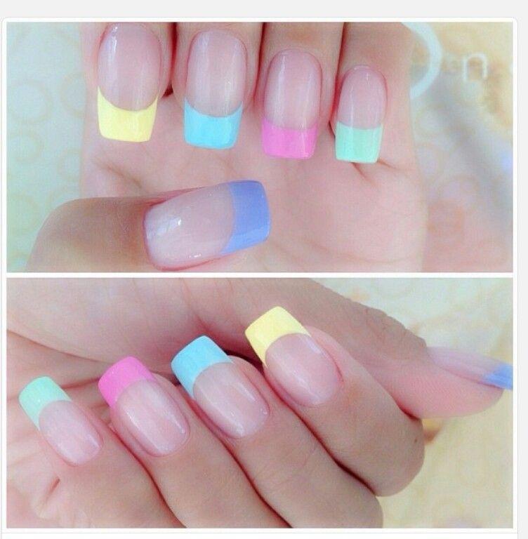 Nail art | Decoración Uñas | Pinterest | Manicure, Color nails and ...