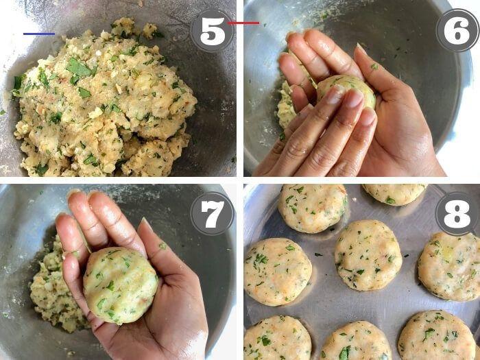 indian street food aloo tikki recipe sandhya s kitchen indianstreetfood crispy aloo on hebbar s kitchen recipes aloo tikki id=56543