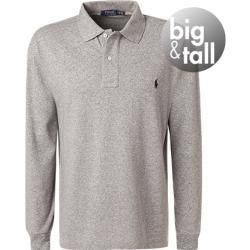 Long Sleeved Polo Shirts For Men Polo Ralph Lauren Polo Shirt Men Gray Ralph Laurenralph Lauren In 2020 Ralph Lauren Polo Shirts Polo Ralph Lauren Ralph Lauren