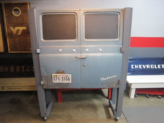 Ford van custom cabinet/storage 1965 Ford Falcon by RustRevival, $590.00