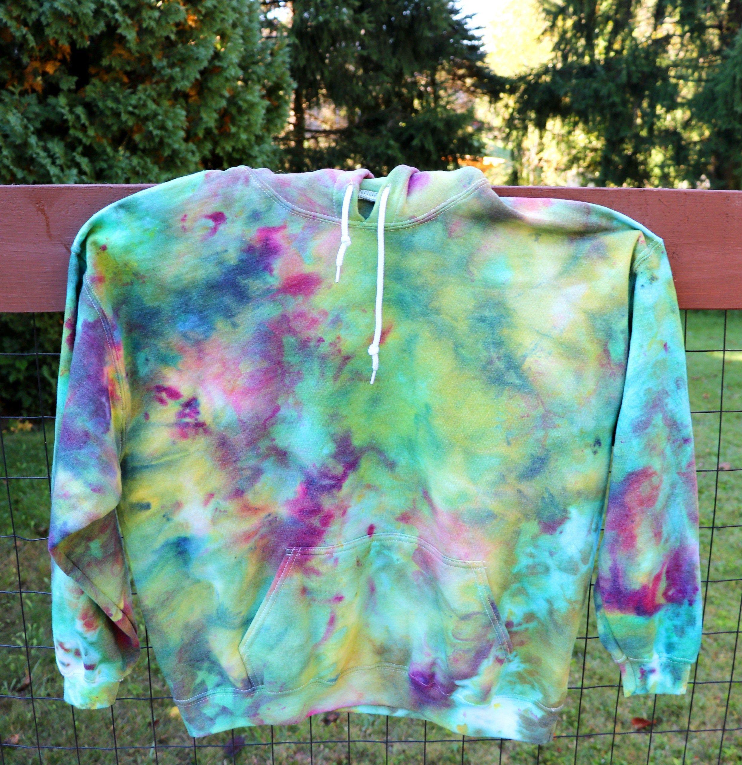 Predownload: Green Lagoon Tie Dye Hoodie Watercolor Tie Dye Sweatshirt Etsy Tie Dye Hoodie Tie Dye Upcycle Shirt [ 2560 x 2483 Pixel ]