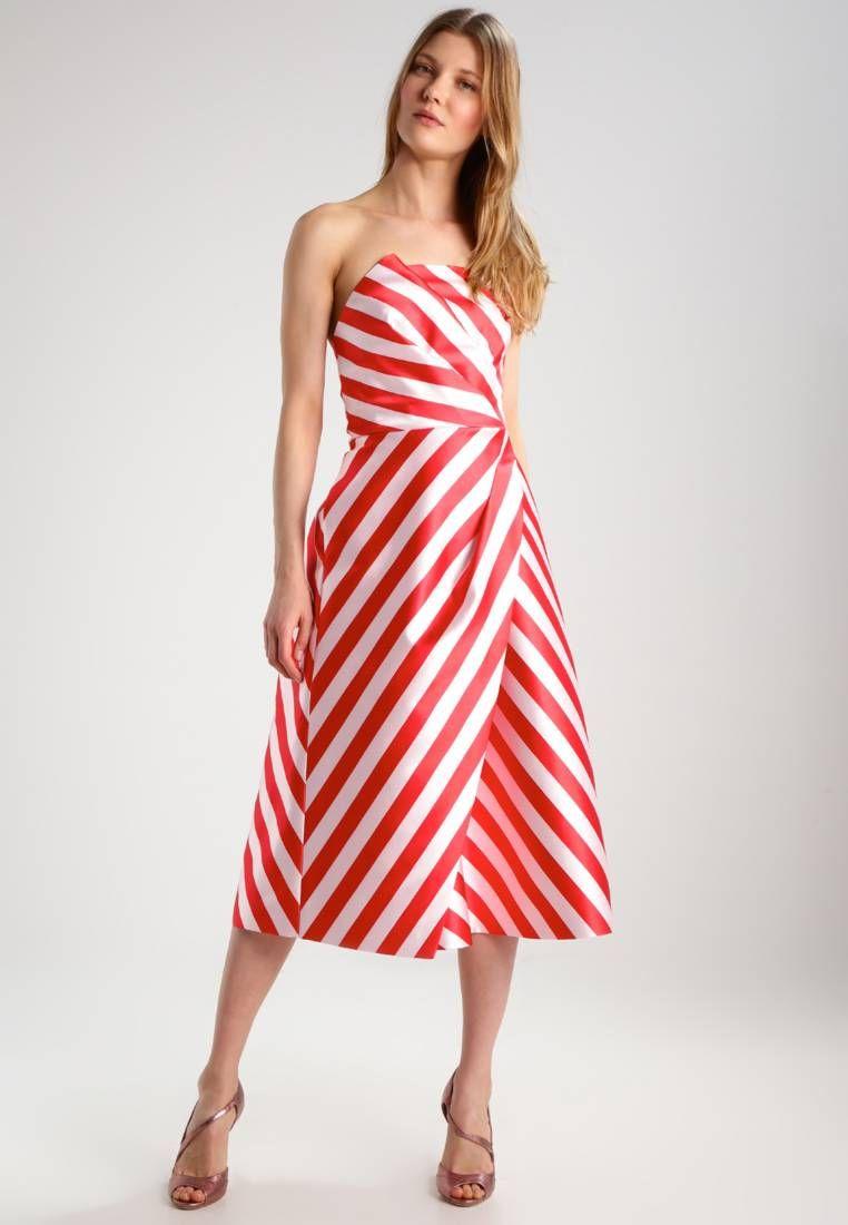 FRIEDA - Cocktailkleid/festliches Kleid - baby pink | Fabric ...