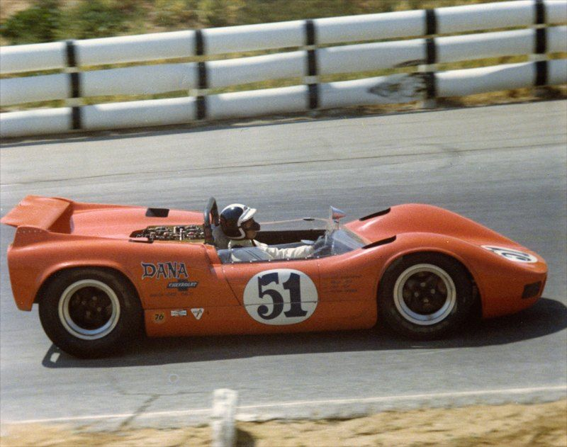 1967 McLaren M1B Can-Am. (Bondurant Collection) | cars | Pinterest ...