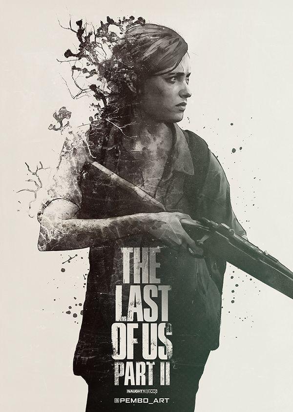 Jack Pemberton - The Last of Us Part II - Ellie