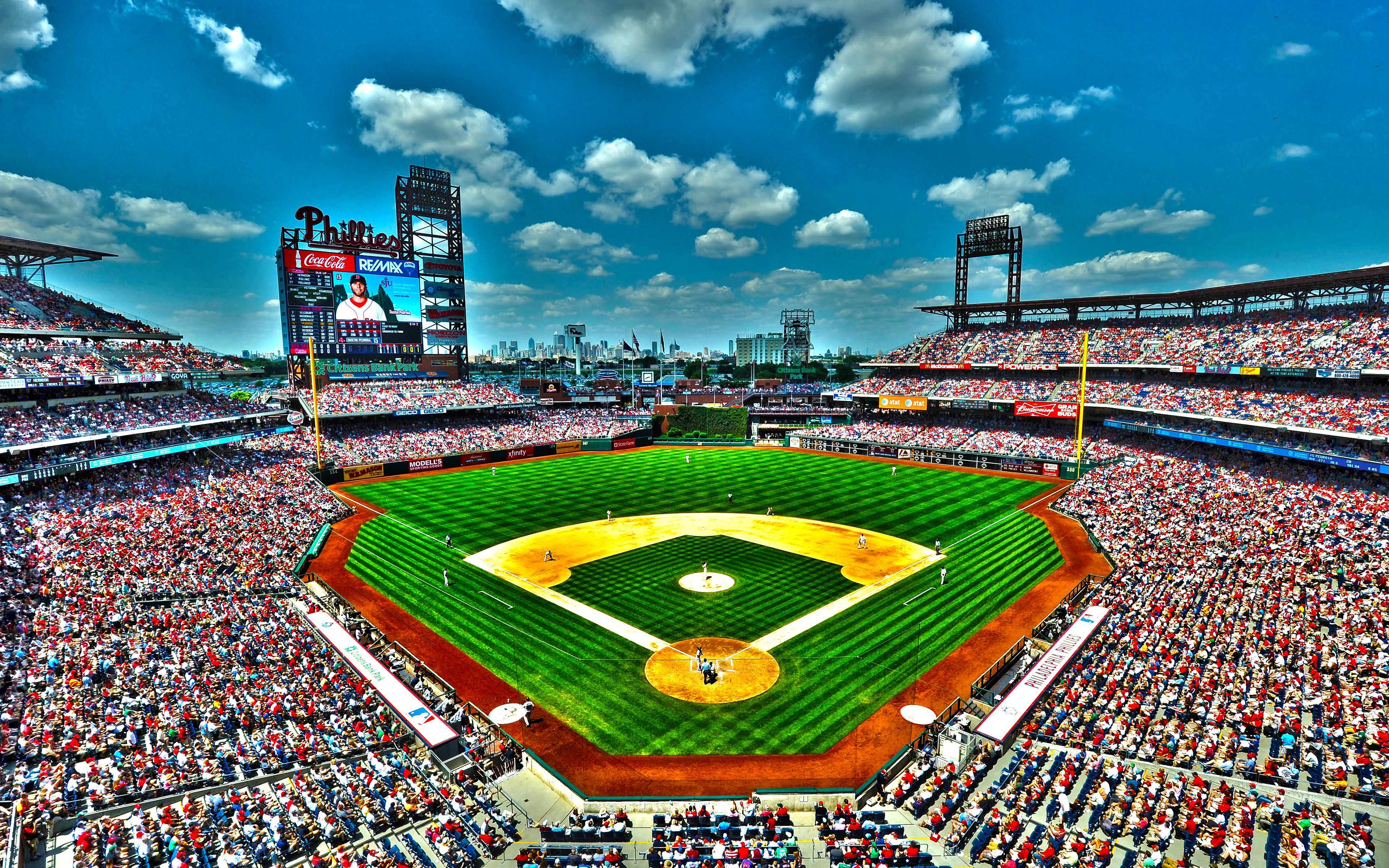 Citizens Bank Park Phillies StadiumSports WallpapersPhiladelphia