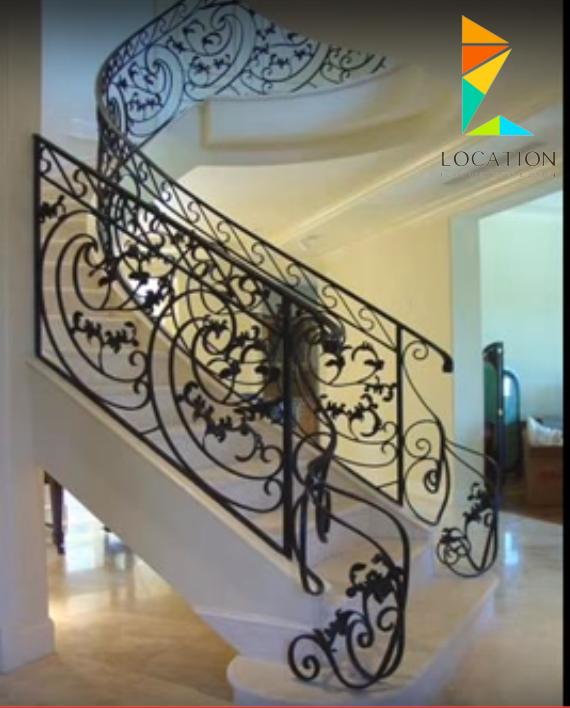 كتالوج صور سلالم داخلية بتصميم مودرن للمنزل العصري Stairs My Home Home