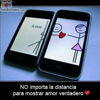 No Importa La Distancia Para Mostrar Amor Verdadero Amor Love