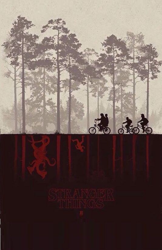 stranger things background cropped for iphone 6
