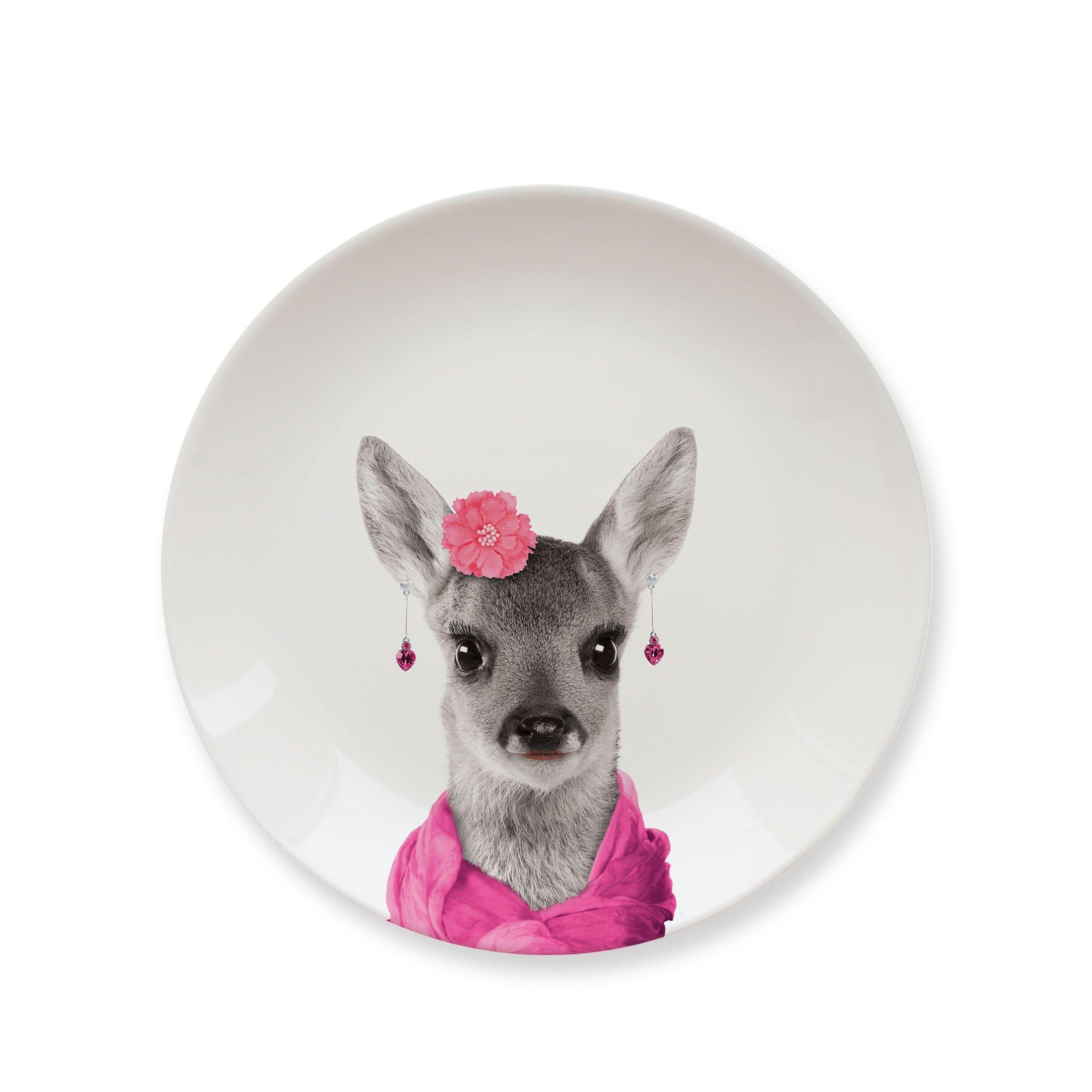 Assiette Bébé Cerf - Wild Dining