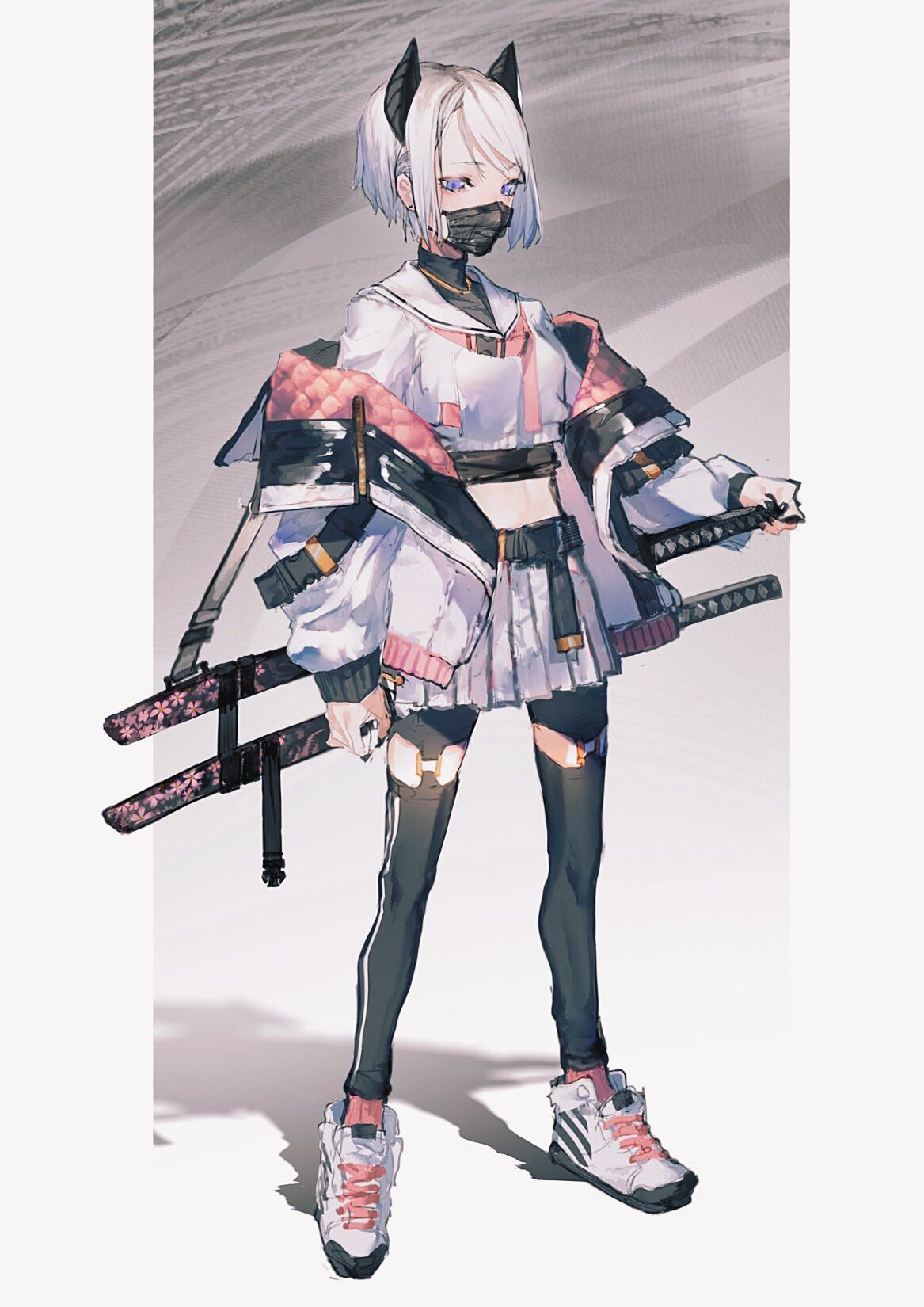Nonokuro On Twitter Anime Character Design Character Design Concept Art Characters