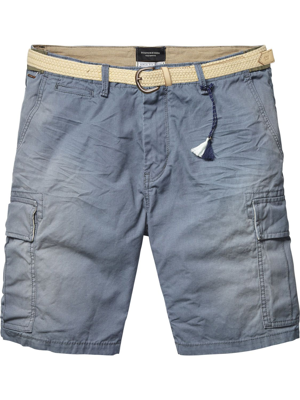 213f50ed5a Cargo Shorts |Short pants|Men Clothing at Scotch & Soda | shorts in ...