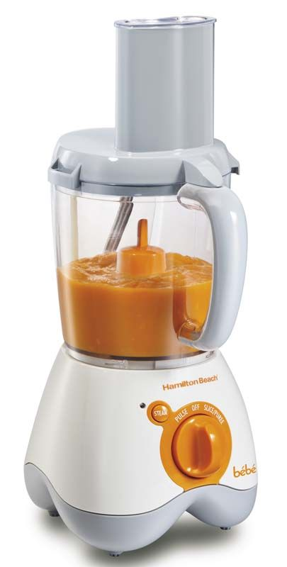 Hamilton Beach is recalling its baby food processors because a stainless steel pin can come loose during processing and end up in the baby f...
