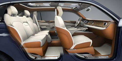Bentley EXF 9F SUV